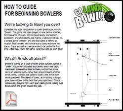 How to Guide for Beginning Bowlers